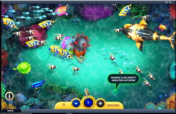 Bắn Cá Online Đổi thưởng