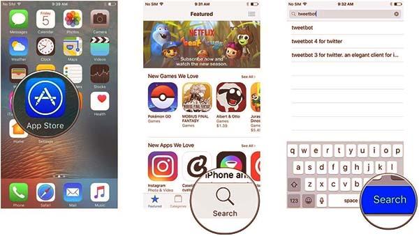 Cách tải game Bầu Cua Tôm Cá trên điện thoại IOS (Iphone, Ipad)