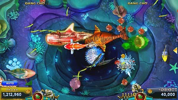 Đại dương huyền bí - săn xu chưa bao giờ dễ dàng đến thế