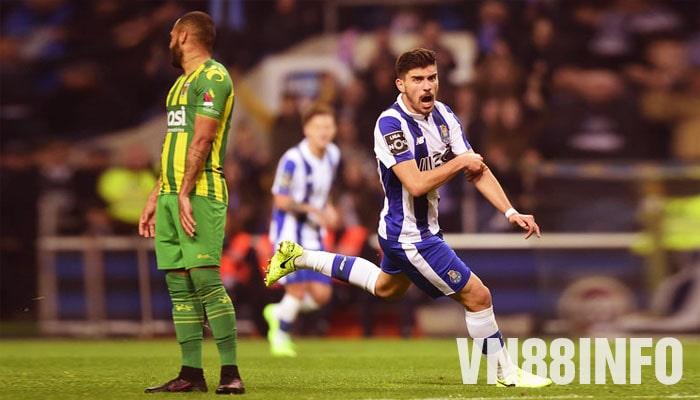 Nhận định FC Porto vs Tondela