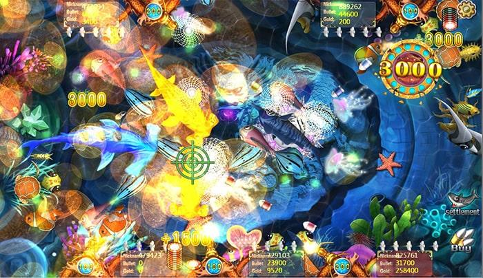 bí kíp bắn cá rồng online: chọn phòng chơi chuẩn