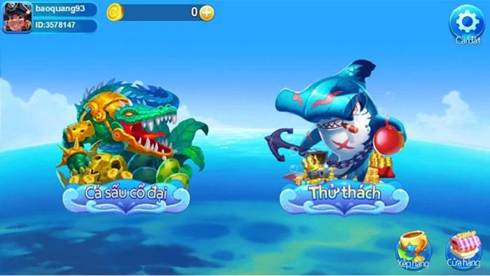 Game Bắn cá Online trên máy tính 2020 – Không cần cài đặt